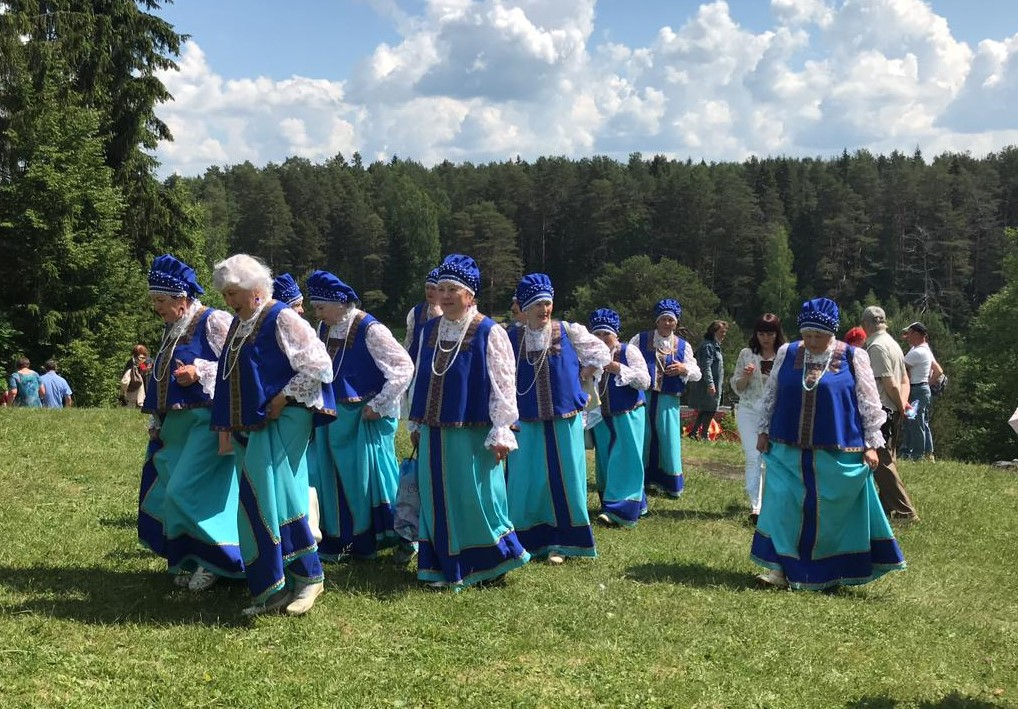В Тверской области громко и весело прошли «Троицкие гуляния»
