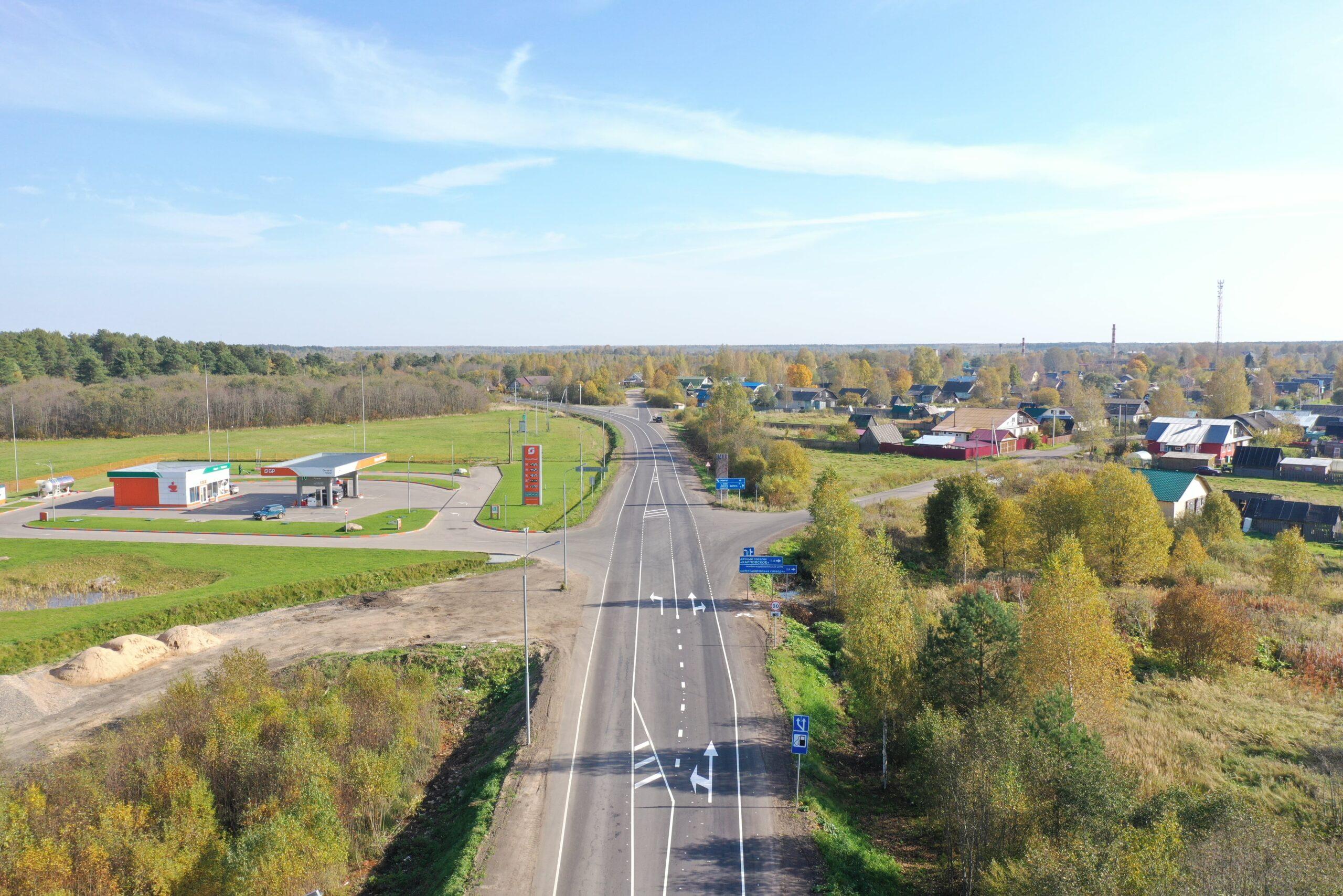 Игорь Руденя: в 2020 году в Тверской области отремонтировано 480 километров дорог