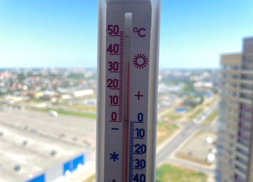 Утомленные солнцем: что происходит с организмом жителей Твери в жару