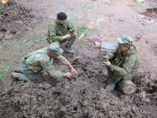 В Тверской области поисковики не теряют надежды выяснить личность погибшего летчика