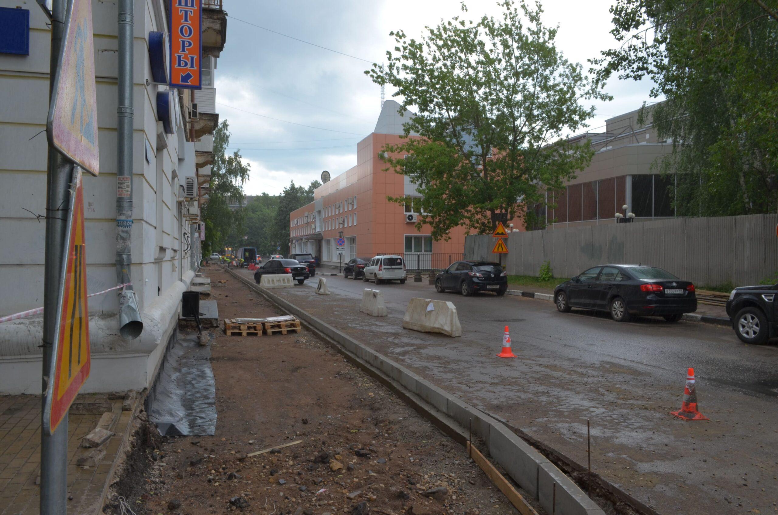 В 2021 году в Твери отремонтируют дороги рядом со школами и детскими садами
