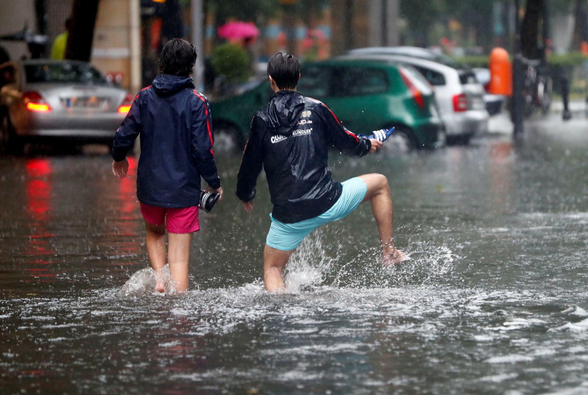 Тверские синоптики рассказали, когда закончатся дожди: прогноз на неделю