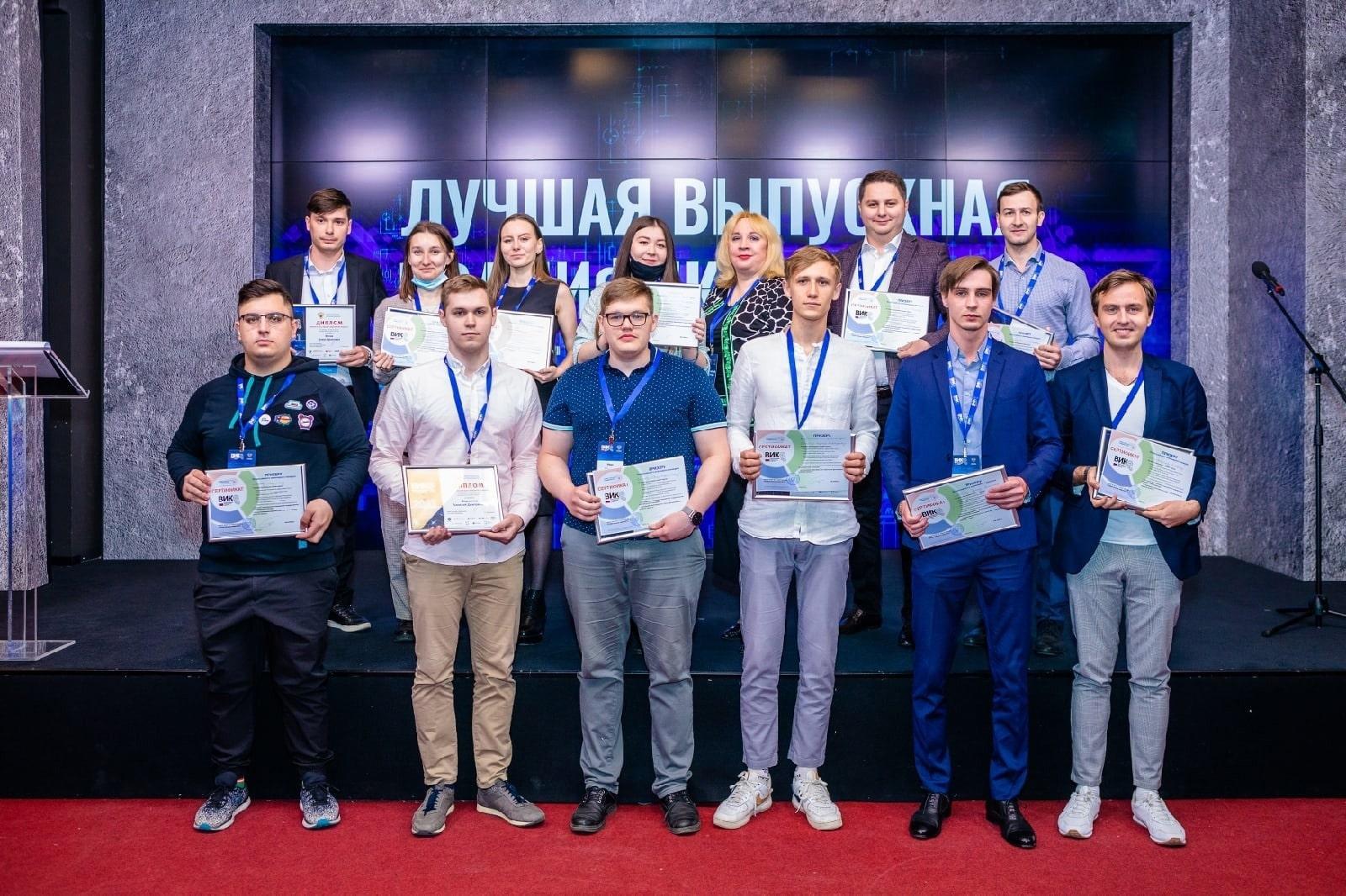 Студент ТвГТУ – призер всероссийского инженерного конкурса