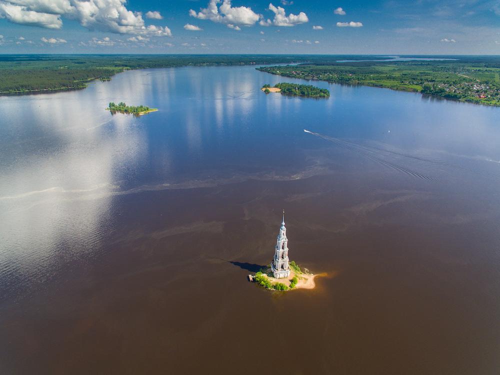 В Тверской области проходит фестиваль в честь Макария Калязинского
