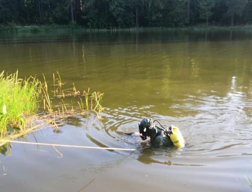 В Тверской области утонул мужчина, личность которого не установлена