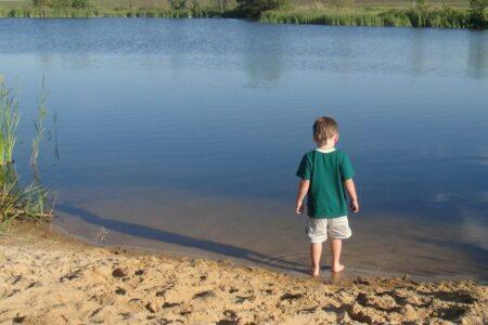 Под Тверью утонул пятилетний ребёнок