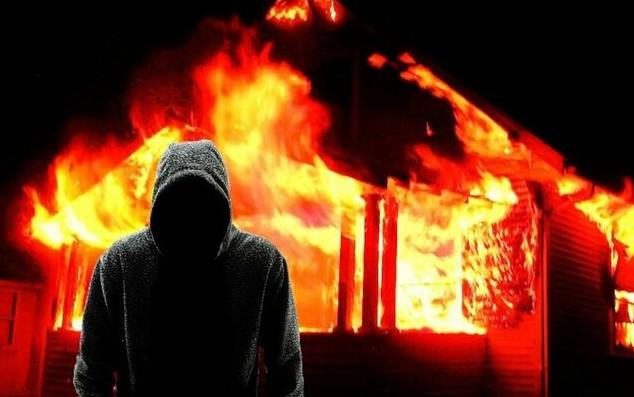 За поджог дома в Тверской области бомжу дали 4 месяца