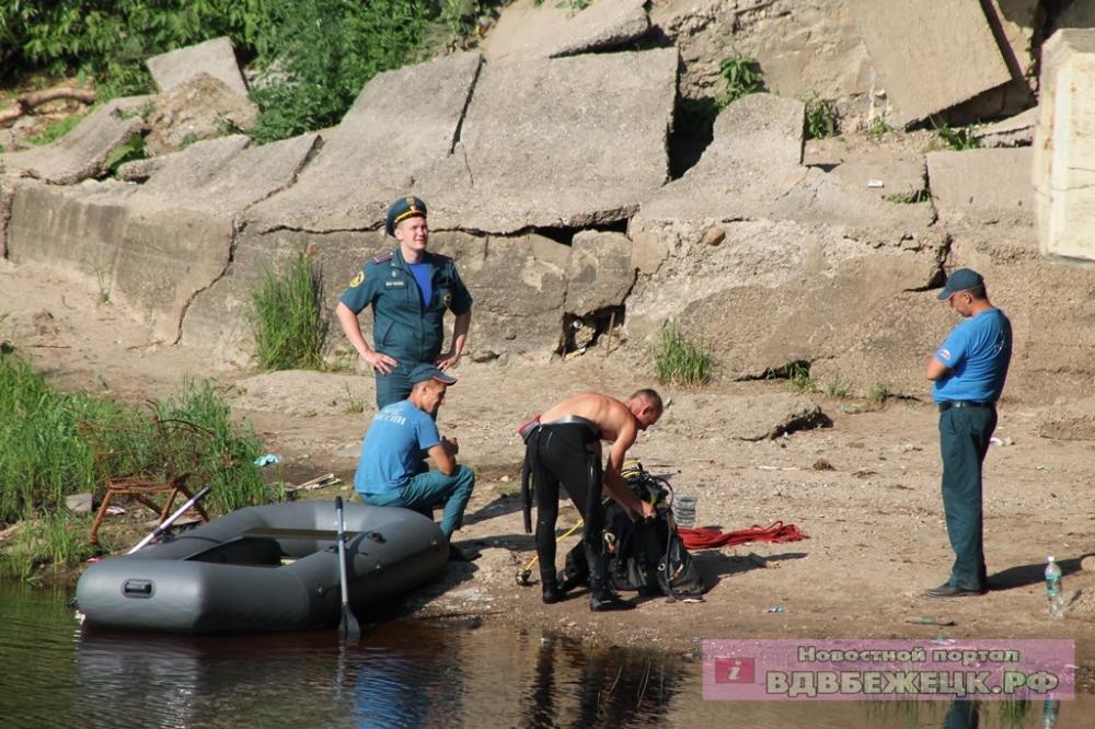 Тело пьяного ныряльщика из Тверской области пришлось искать водолазам