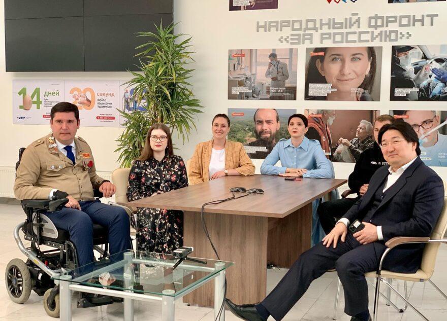 """Главное - мы вместе: Юлия Саранова рассказала о встрече президента с лидерами """"Единой России"""""""