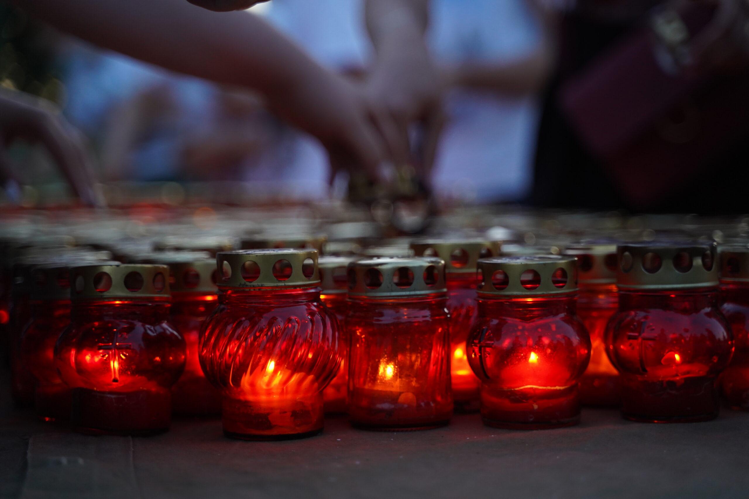 22 июня в час начала Великой Отечественной войны в Твери прошла акция «Свеча памяти»