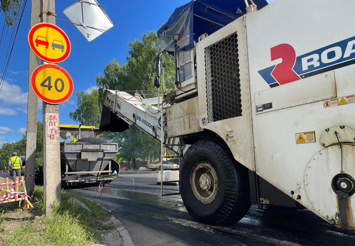 Стало известно, какие дороги Твери отремонтируют в ближайшее время