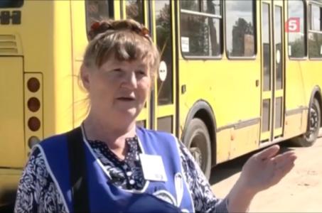 О кондукторе-поэтессе из Тверской области узнала вся Россия