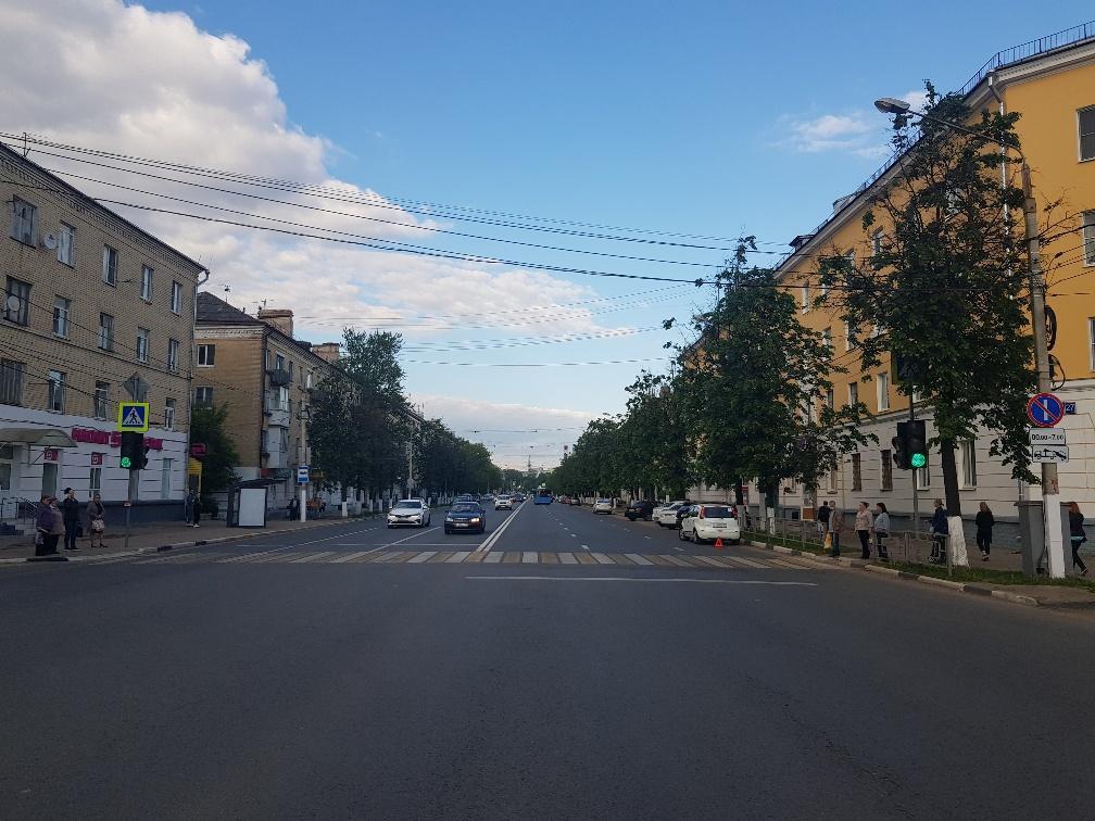 4-летнего мальчика сбили на проспекте Ленина в Твери