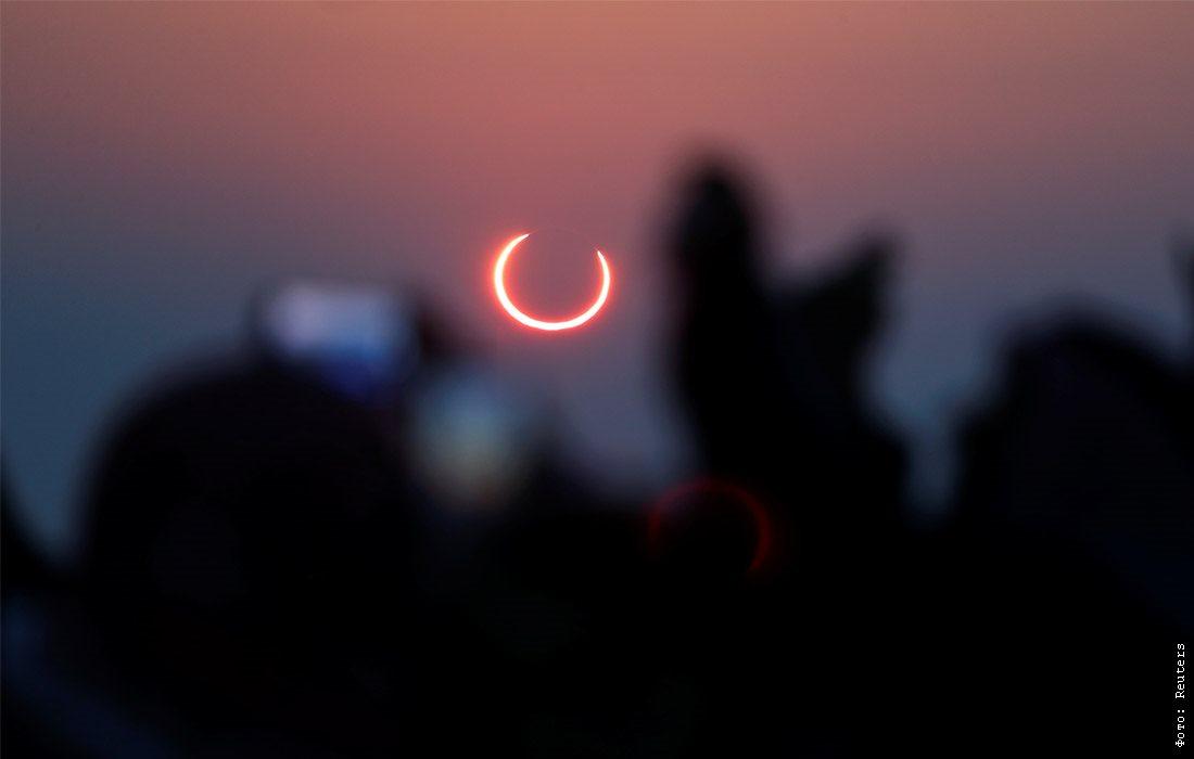 Сегодня в Тверской области будет солнечное затмение, которое повлияет на самочувствие