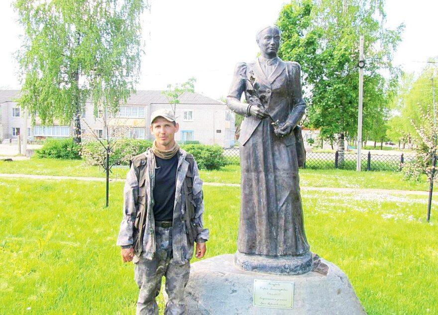В Тверскую область заходил известный человек без денег