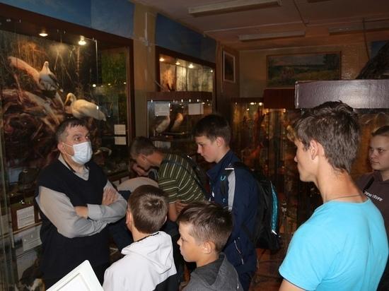 В Андреапольский музей приехали школьники из соседнего округа