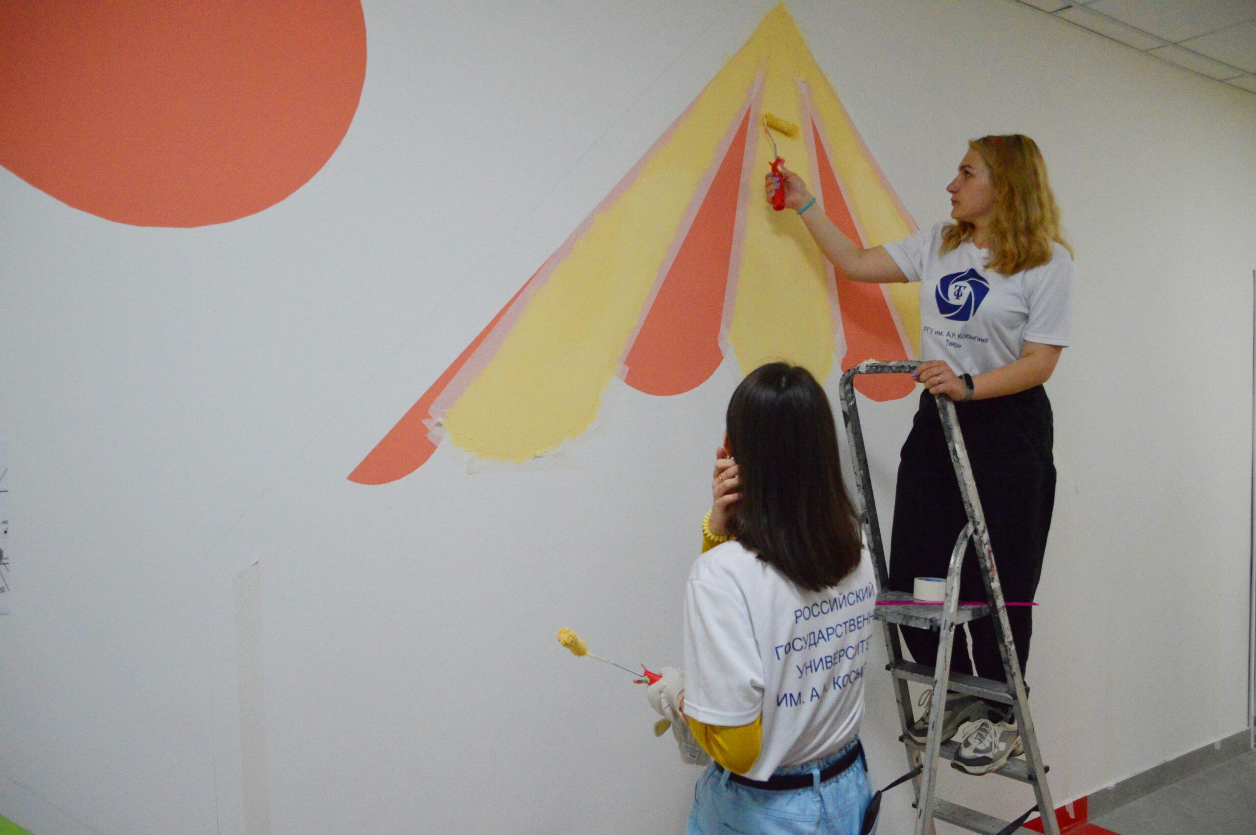 Молодые дизайнеры оформят новый детский сад в Твери