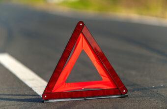 Две маленькие девочки попали в аварию в Тверской области
