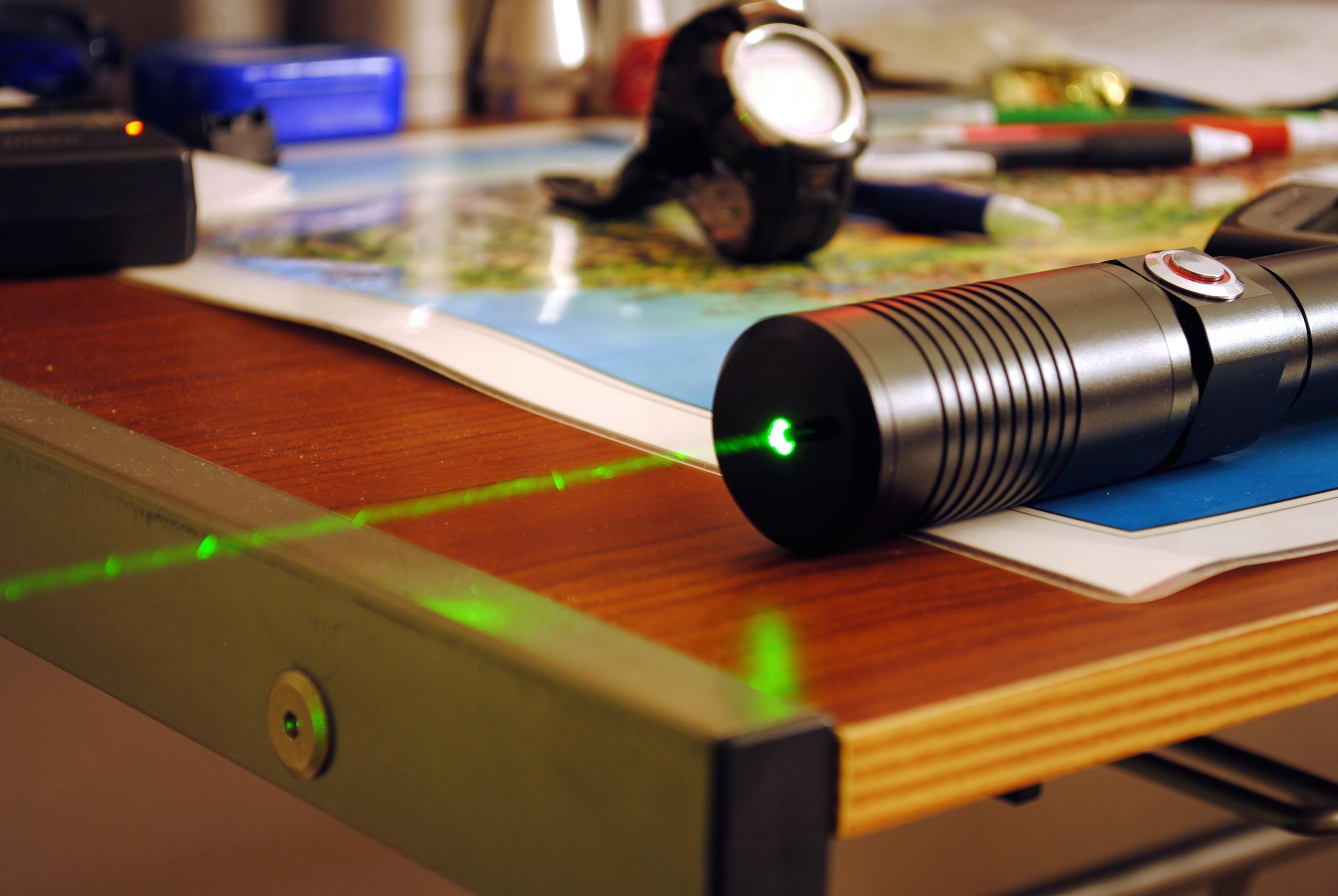Бесконечный луч света: тверские ученые изучают возможности лазера