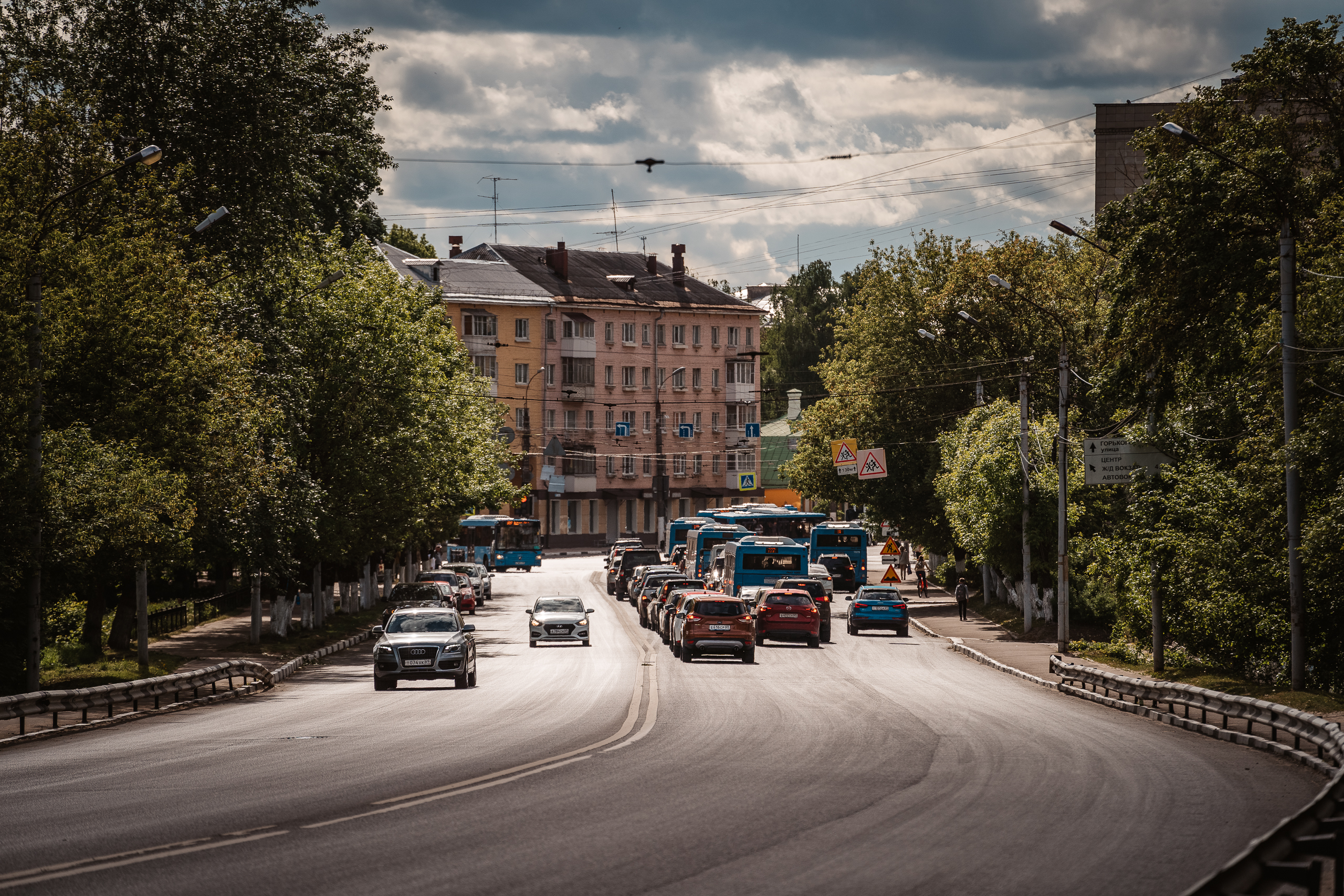 В Твери установят три новых светофора
