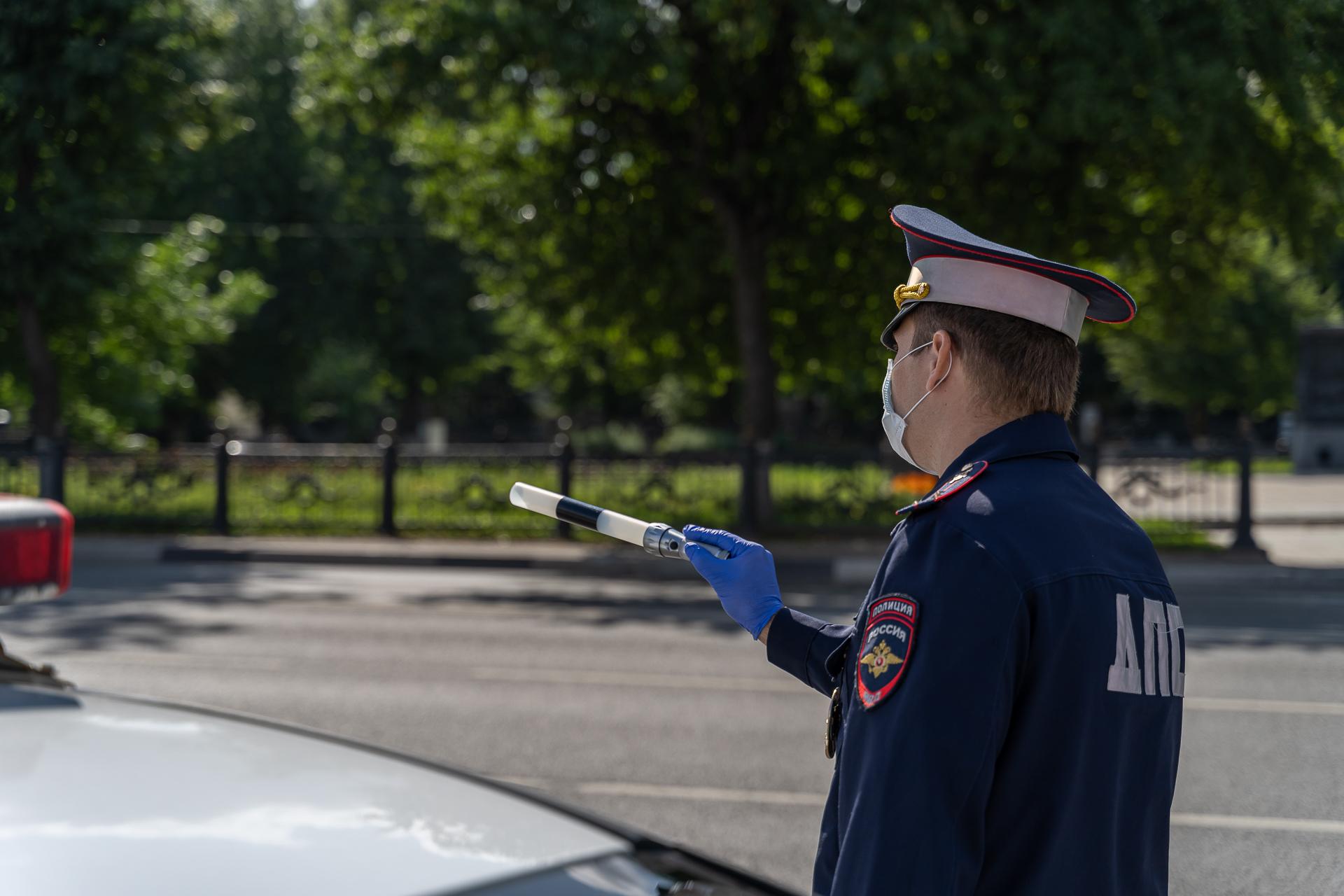 Автоинспекторам Твери и области запретят прятаться в кустах