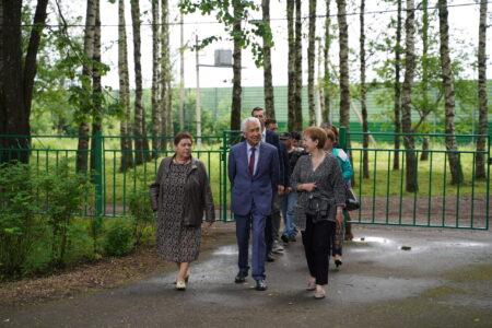 Всероссийский гастрономический фестиваль в Торжке посетил Владимир Васильев