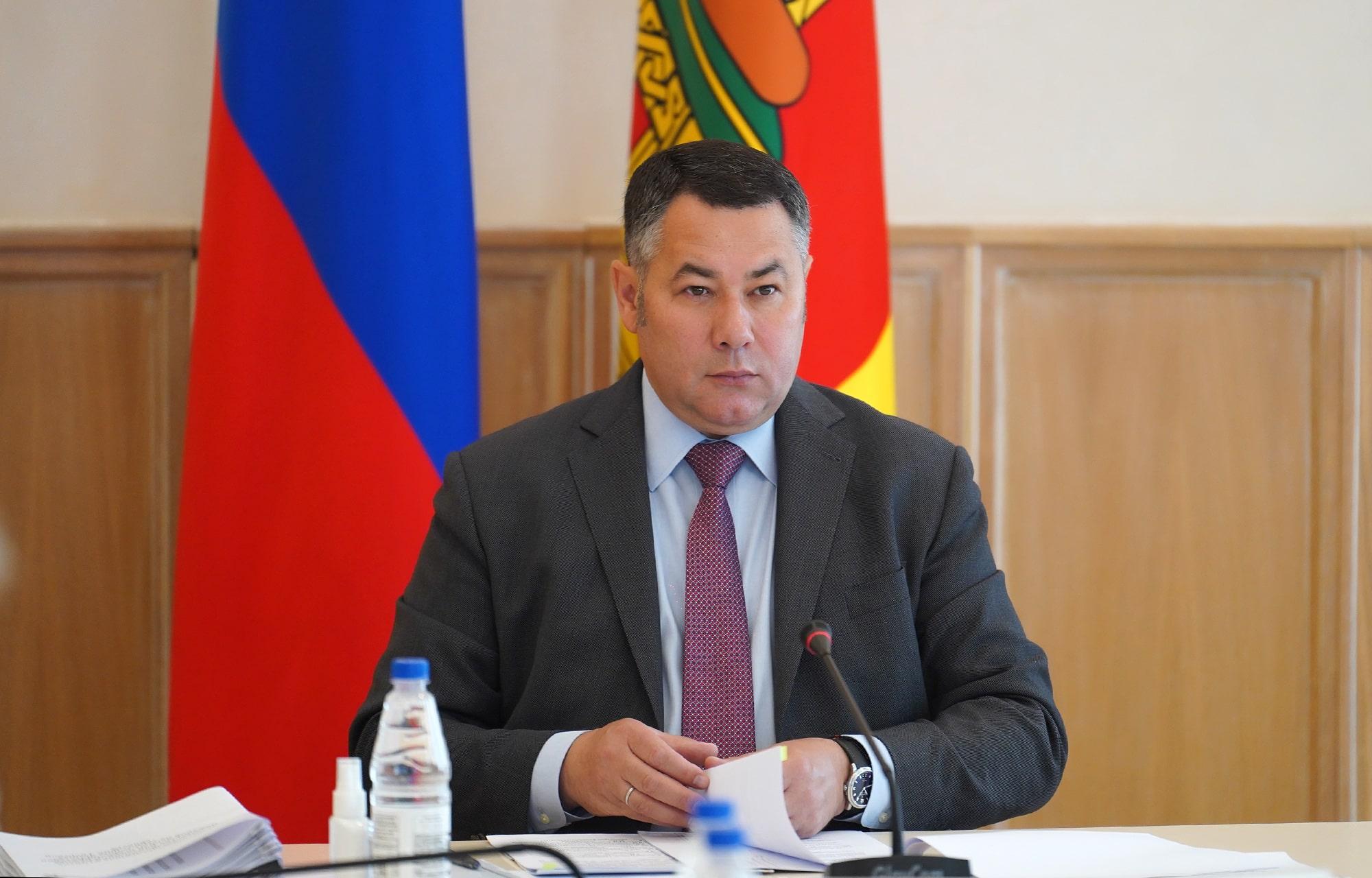 Больше 5 миллиардов рублей направят на поддержку жителей Тверской области с низким доходом