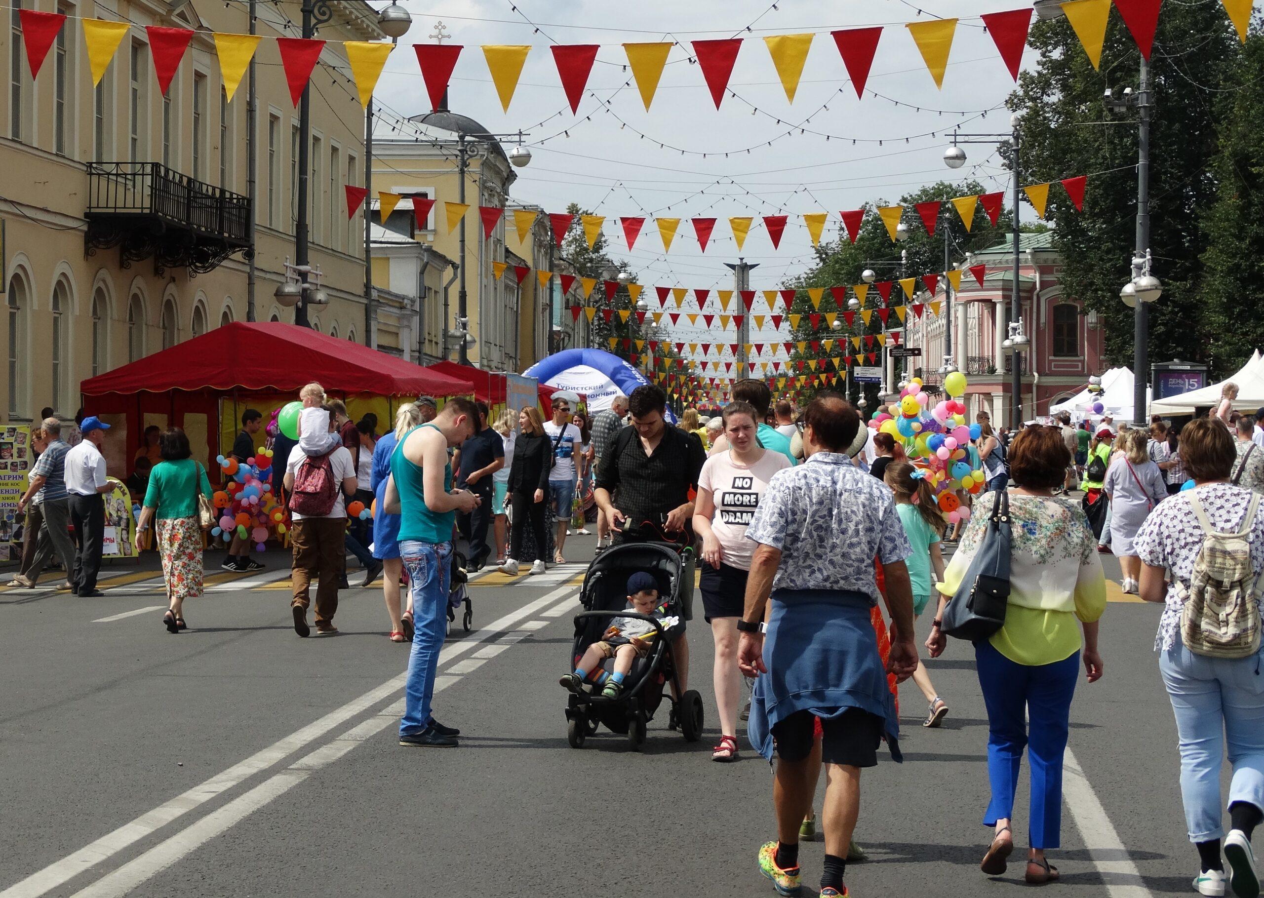 На День города в Твери выделят больше 4 миллионов рублей