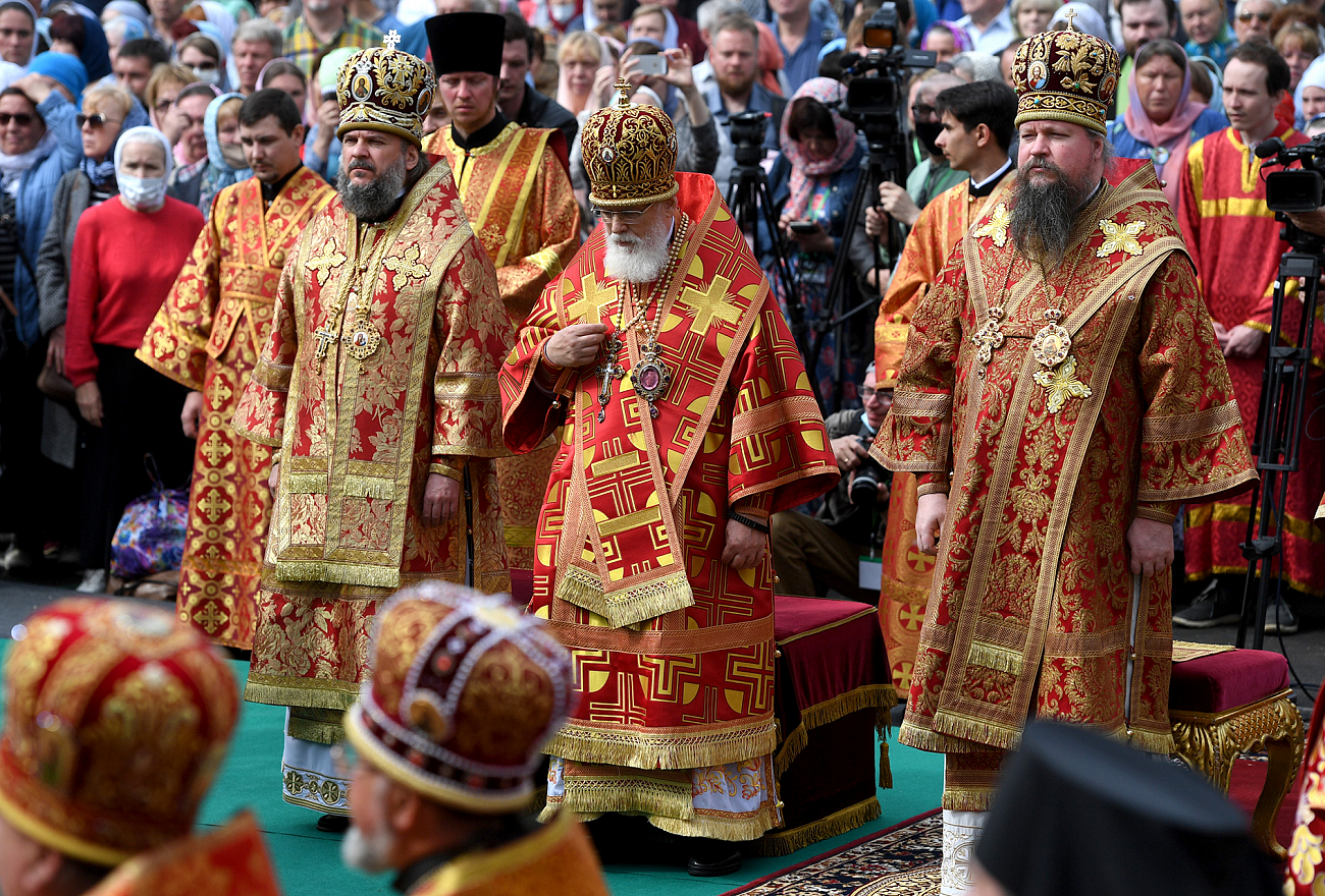 Калязин в Тверской области открыл торжества в честь преподобного Макария