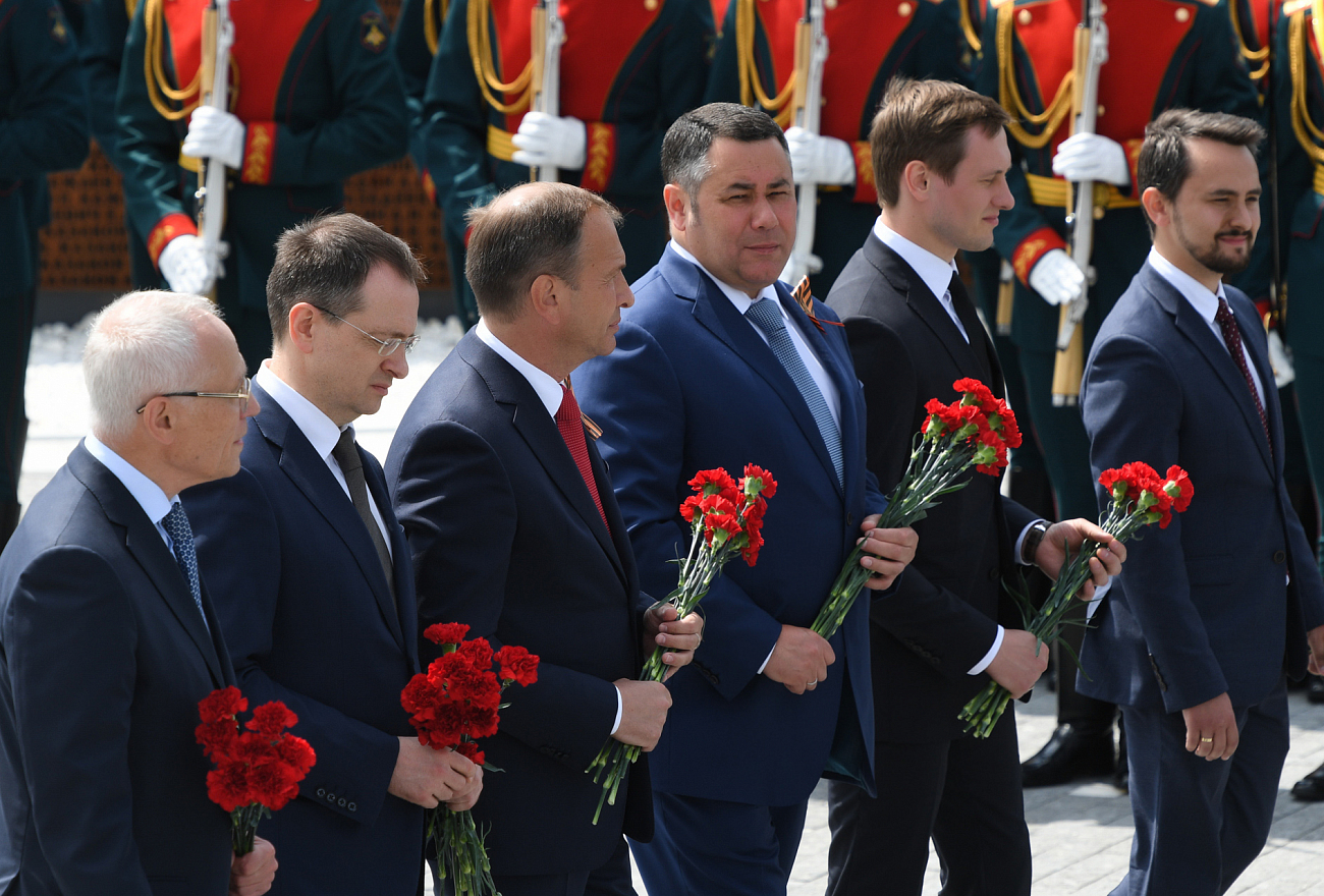 30 июня ржевский солдат в Тверской области отметил первый день рождения