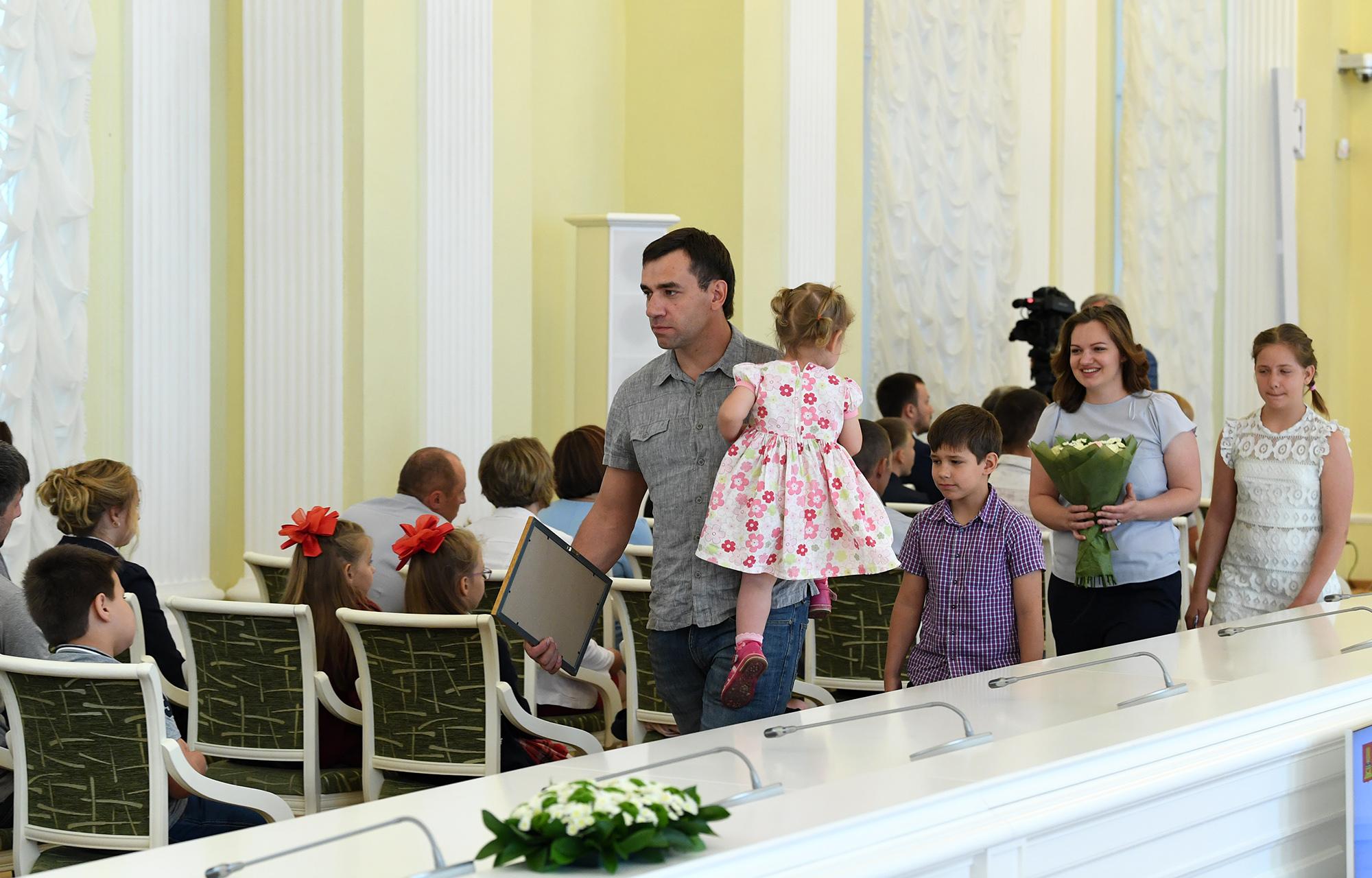 Тверская область дарит своим детям заботу и любовь