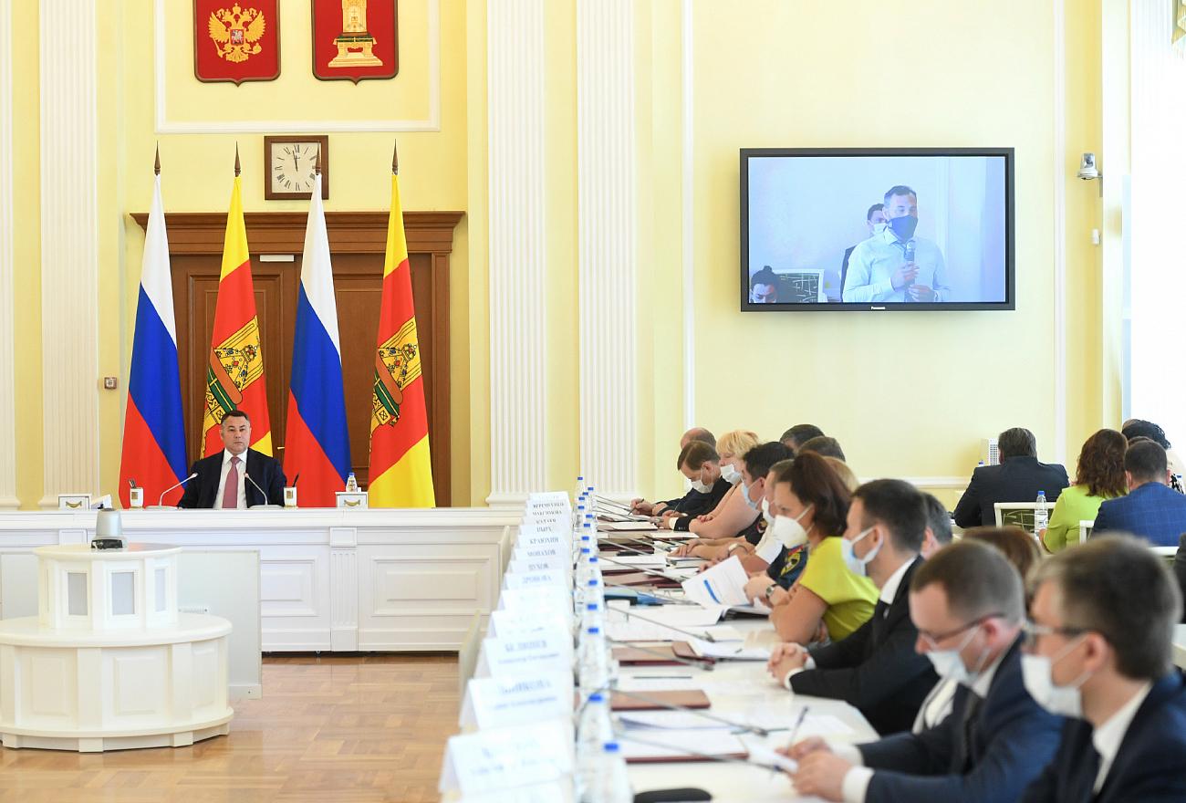17 тысяч новых рабочих мест могут создать инвесторы в Тверской области