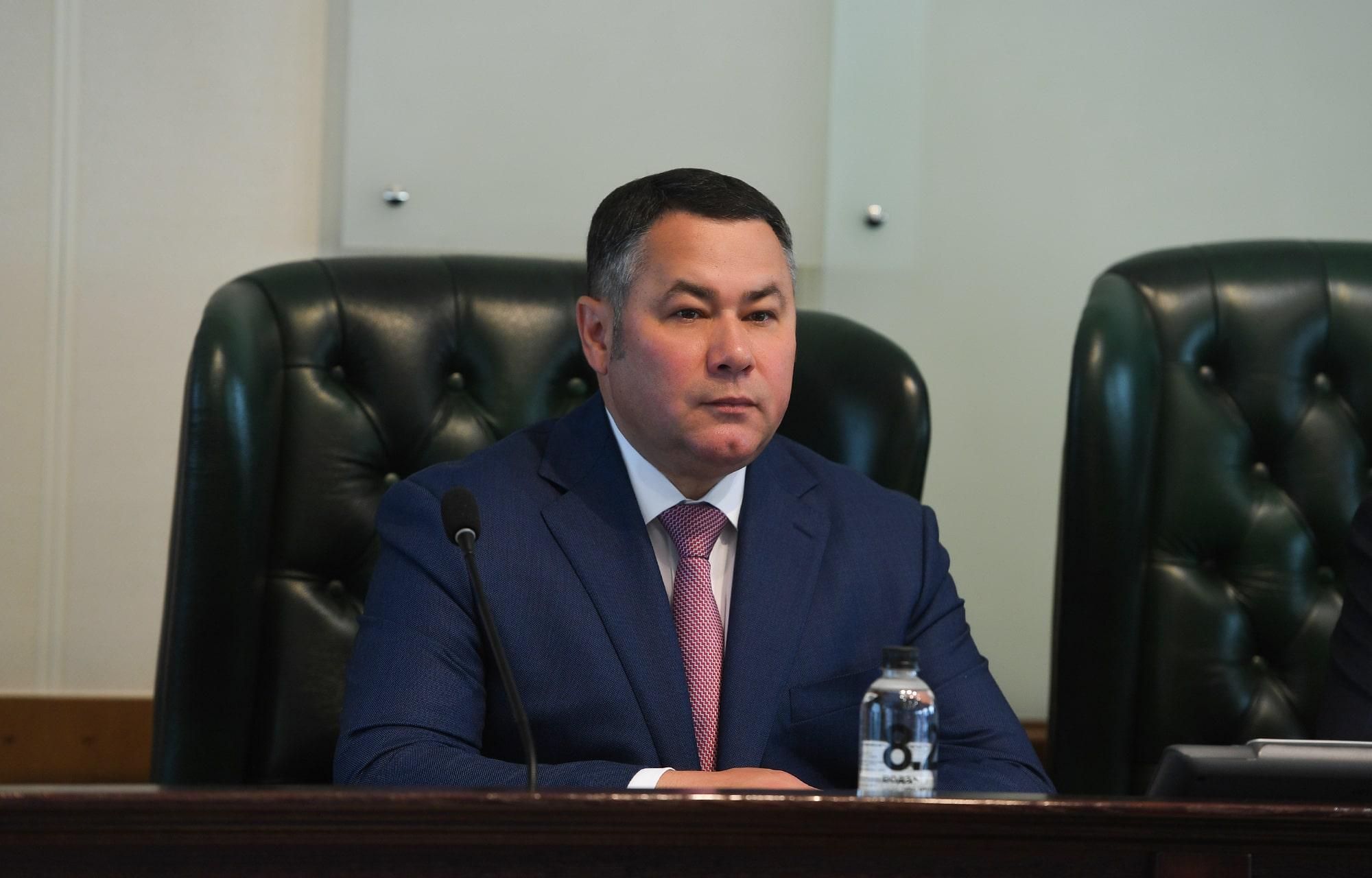 В АПК Тверской области воплотят в жизнь 21 инвестпроект