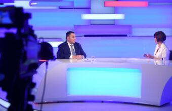 Святыни, военкоматы и ковид: тверской губернатор вышел в прямой эфир