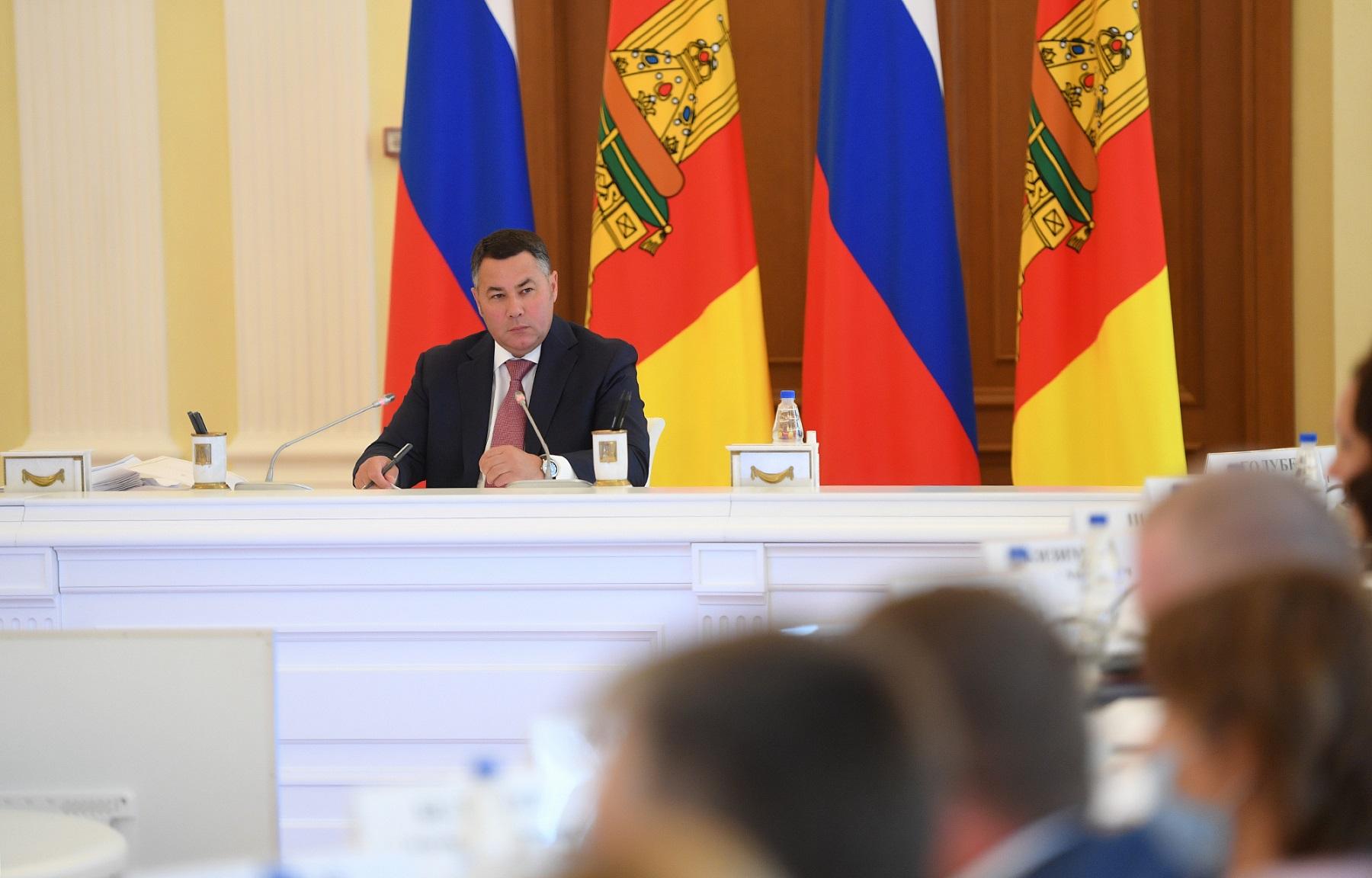 Снижать количество погибших в ДТП в Тверской области будут по новой госпрограмме