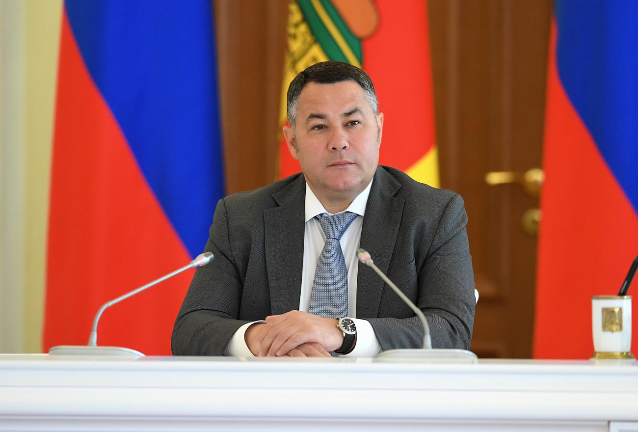 Работу скорой помощи в Тверской области обсудили в правительстве