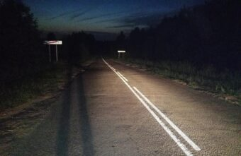 Пьяный водитель «Ямахи» устроил ДТП на дороге в Тверской области