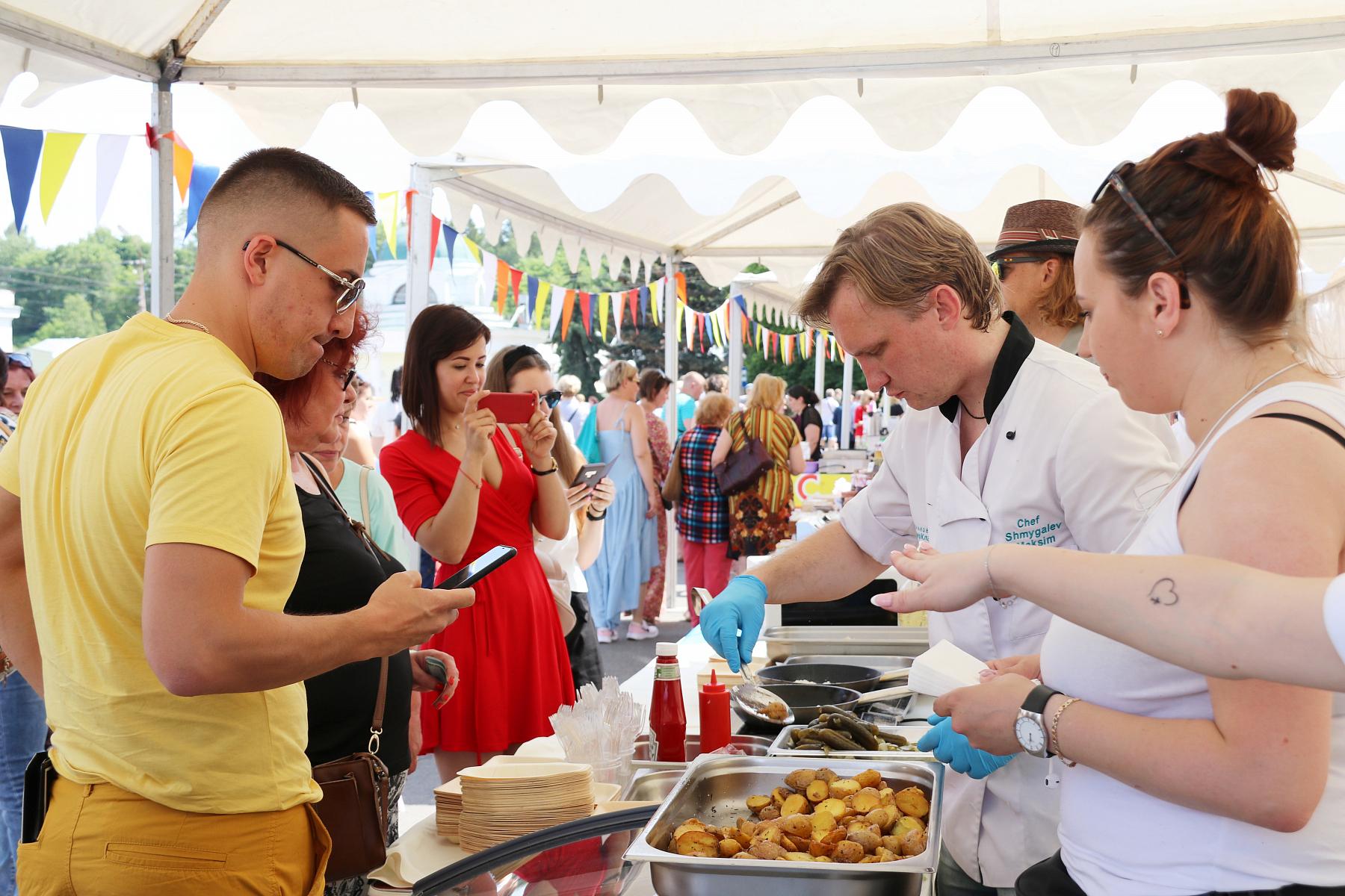 Тверская область приглашает гостей на самые вкусные котлеты