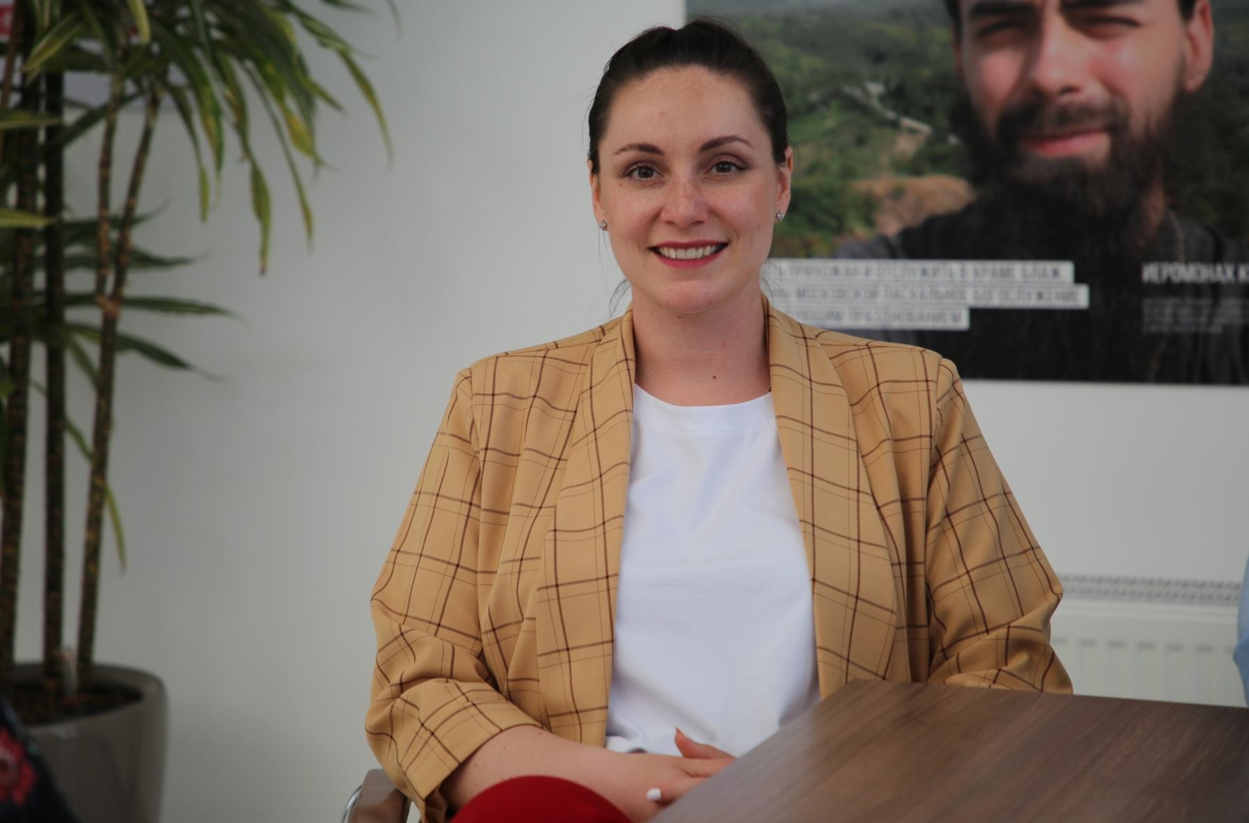 Юлия Саранова приняла участие в онлайн-встрече с Владимиром Путиным