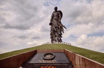 В Тверской области огнём нарисуют фигуру солдата Ржевского мемориала