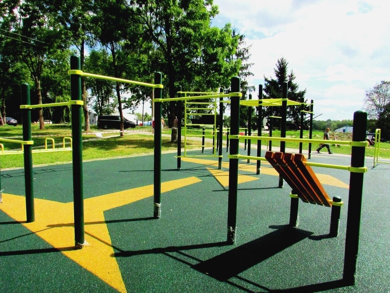В Лихославльском районе Тверской области установят новую спортивную площадку