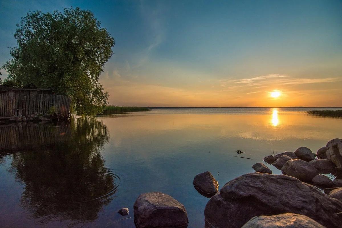 Сегодня на Селигере в Тверской области зазвучат аккордеоны и маримбы