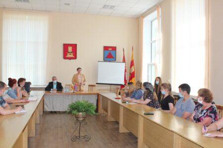В Красном Холме Тверской области будет создан волонтёрский центр #МыВместе