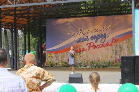 Православный фестиваль прошел в Калязине