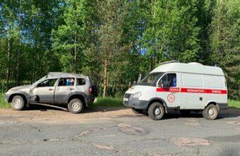 Из-за солнца три человека пострадали в аварии в Тверской области