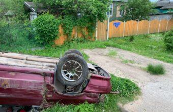 Еще одно пьяное ДТП в Тверской области: «Ваз» в кювете