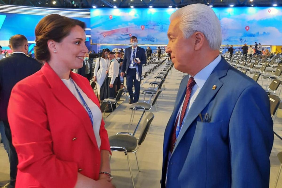 Юлия Саранова: Две важные вещи, без которых невозможно развитие, – человечность и солидарность