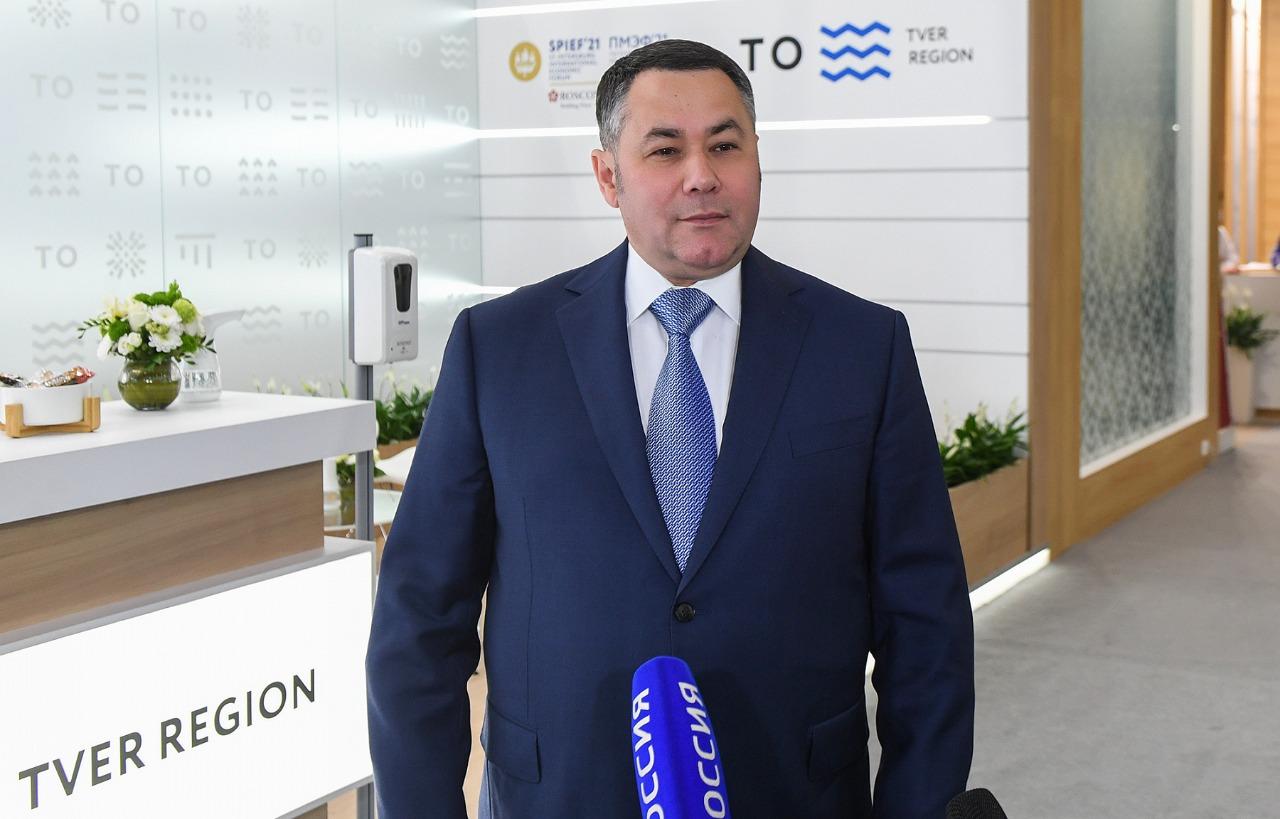 Игорь Руденя вошел в рейтинг «Губернаторская повестка» в связи с подписанным соглашением с ГК «Автодор»