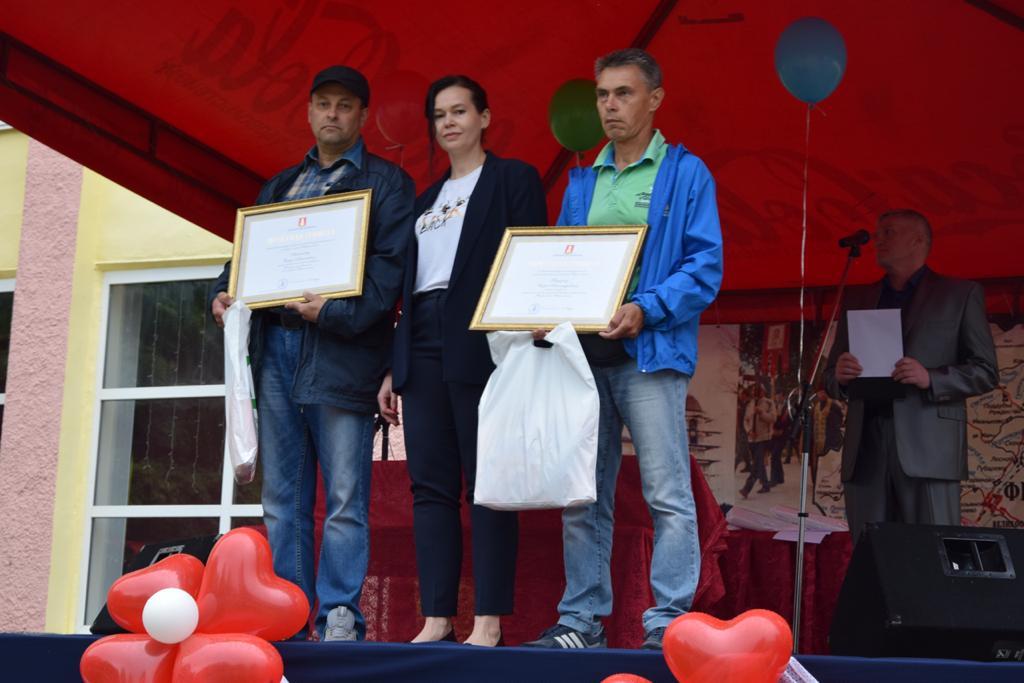 В Фирове Тверской области отмечают двойной праздник
