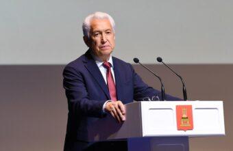 Владимир Васильев поддержал выдвижение Игоря Рудени на второй срок руководства тверским регионом